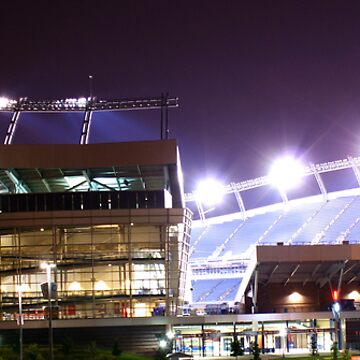 Denver Broncos Invesco Field by mpflies2