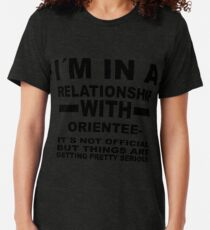 relationship with ORIENTEERING Vintage T-Shirt