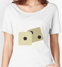 dice Women's Relaxed Fit T-Shirt