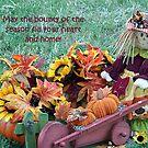 Harvest Blessing by Glenna Walker