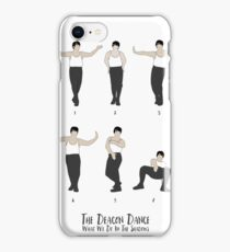 What we do in the Shadows - Deacon Dance iPhone Case/Skin
