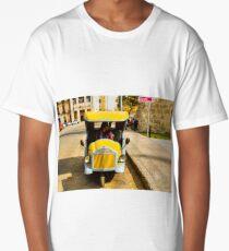 Yellow Taxi Long T-Shirt