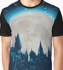 Hogwarts's Castle Graphic T-Shirt