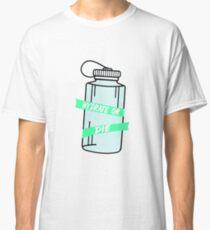 Camiseta clásica Hidratar o morir