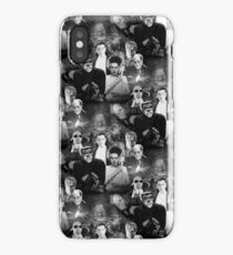Monsters By Moonlight - Seamless! iPhone Case/Skin