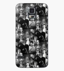 Monsters By Moonlight - Seamless! Case/Skin for Samsung Galaxy
