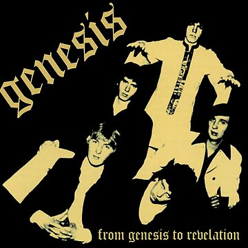 Genesis - From Genesis to Revelation by Firewallmud