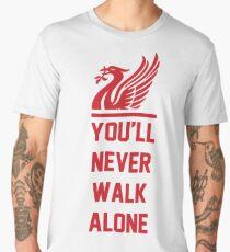 Liverpool FC - You'll Never Walk Alone 2 Men's Premium T-Shirt