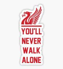 Liverpool FC - You'll Never Walk Alone 2 Sticker