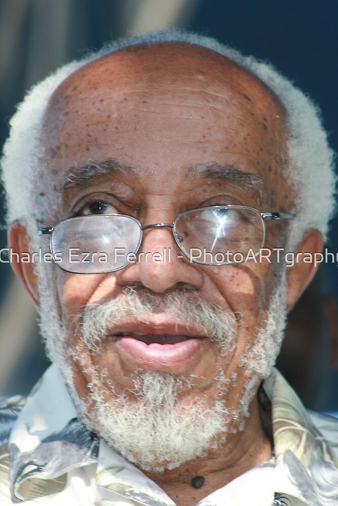 Barry Harris - Bopologist by Charles Ezra Ferrell - PhotoARTgraphy