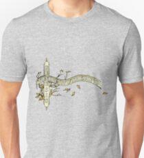 Camiseta unisex Génesis - viento y wuthering