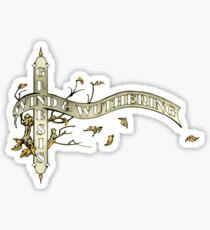 Genesis - Wind & Wuthering Sticker