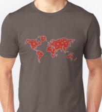 redbubble world T-Shirt