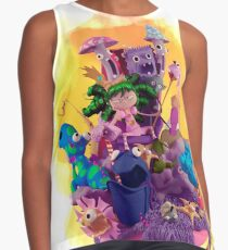 i hate fairyland Contrast Tank