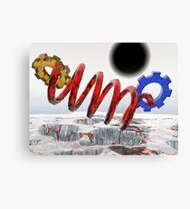 """""""God"""" Particle? Canvas Print"""