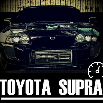 Toyota Supra 01 by xnnovate