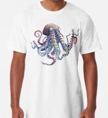 Octopus Long T-Shirt