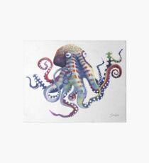 Tintenfisch Galeriedruck