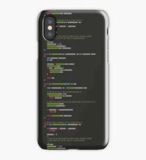 Source Code iPhone Case/Skin