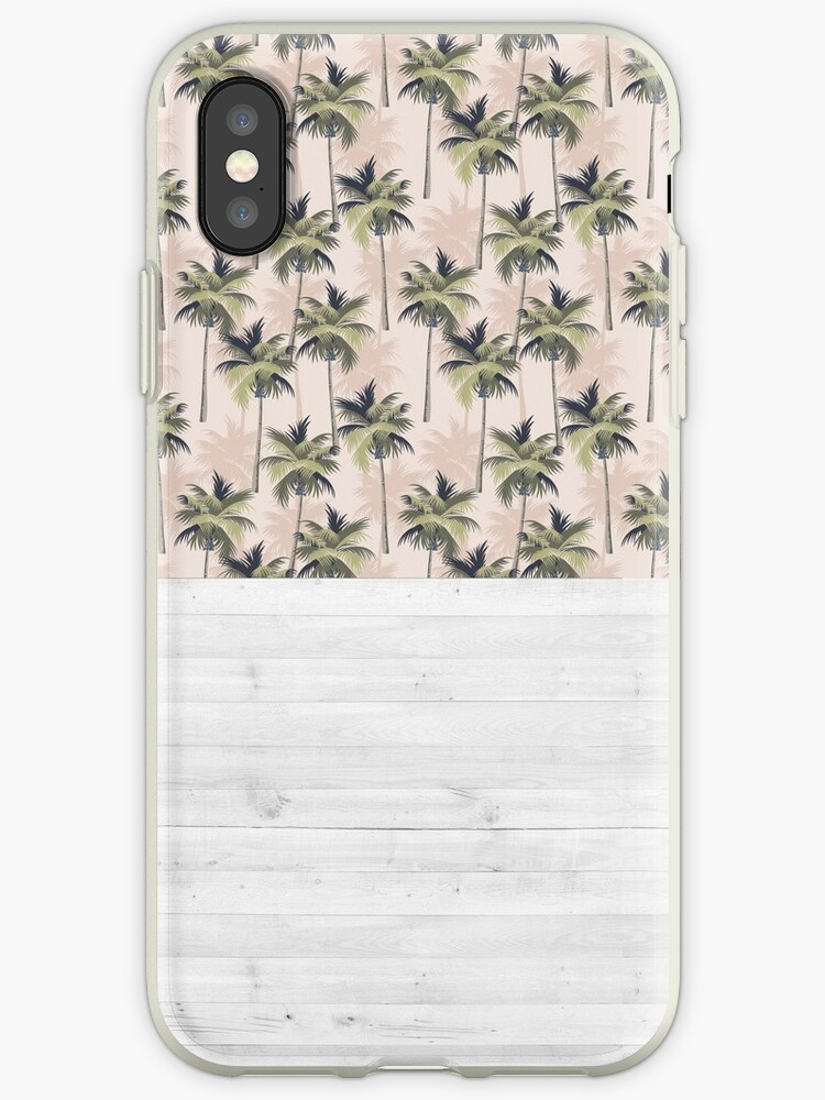 Palm Trees Pattern by summergoodvibes
