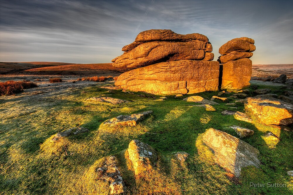 COMBERSTONE TOR by Peter Sutton