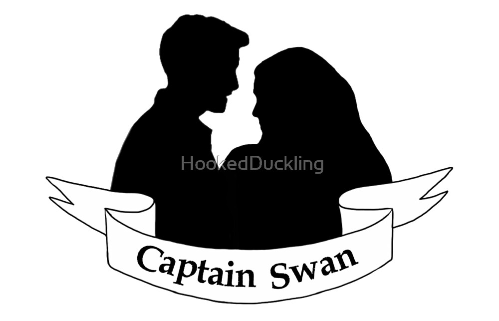 8. Captain Swan 7x02 by HookedDuckling