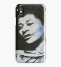 Ella in her younger years iPhone Case/Skin