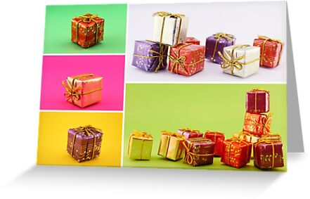 Christmas gifts by MegaSitioDesign