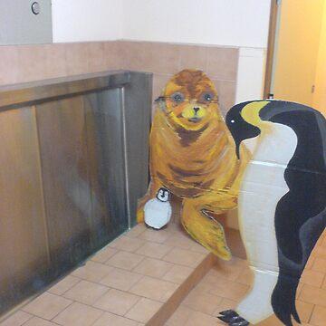 toilette fun02 by SionPierre