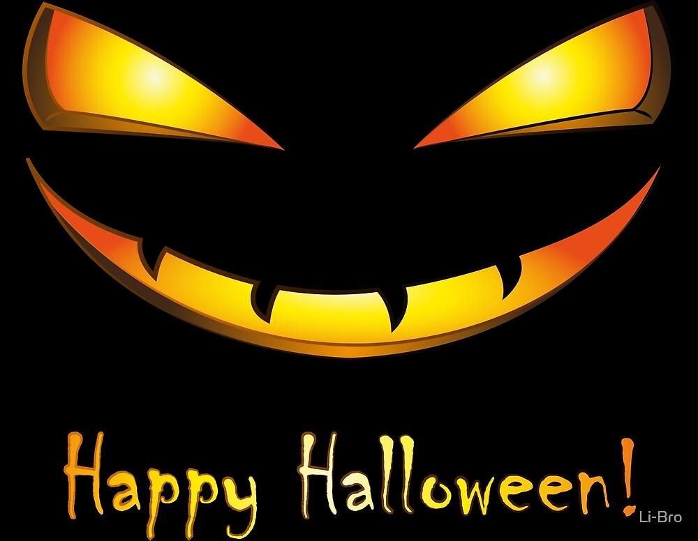 Happy Halloween by Li-Bro