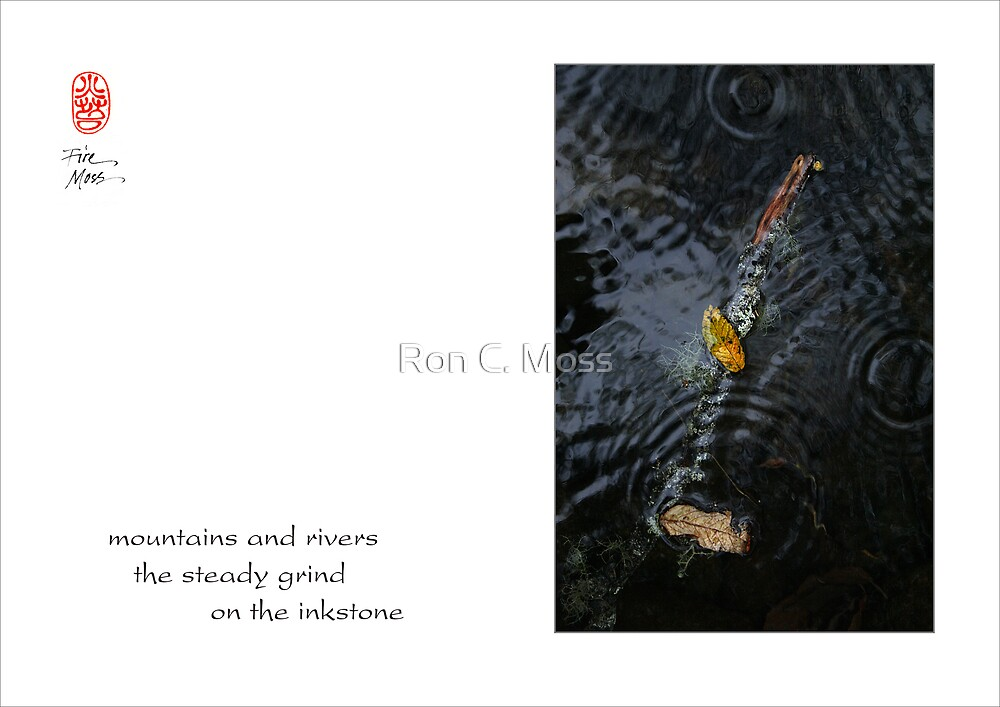 mountains and rivers by Ron C. Moss