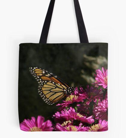 Happy Monarch Tote Bag