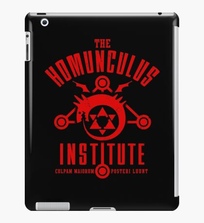 The Sins of the Father iPad Case/Skin