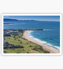 Wollongong City Beach Sticker