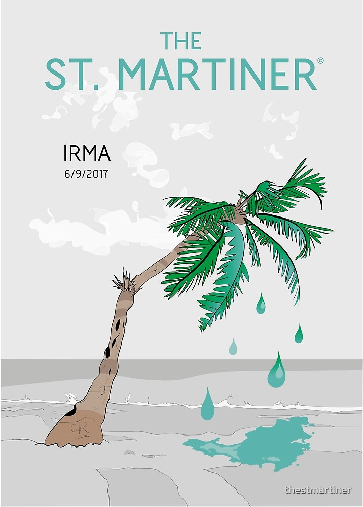 IRMA SXM by thestmartiner