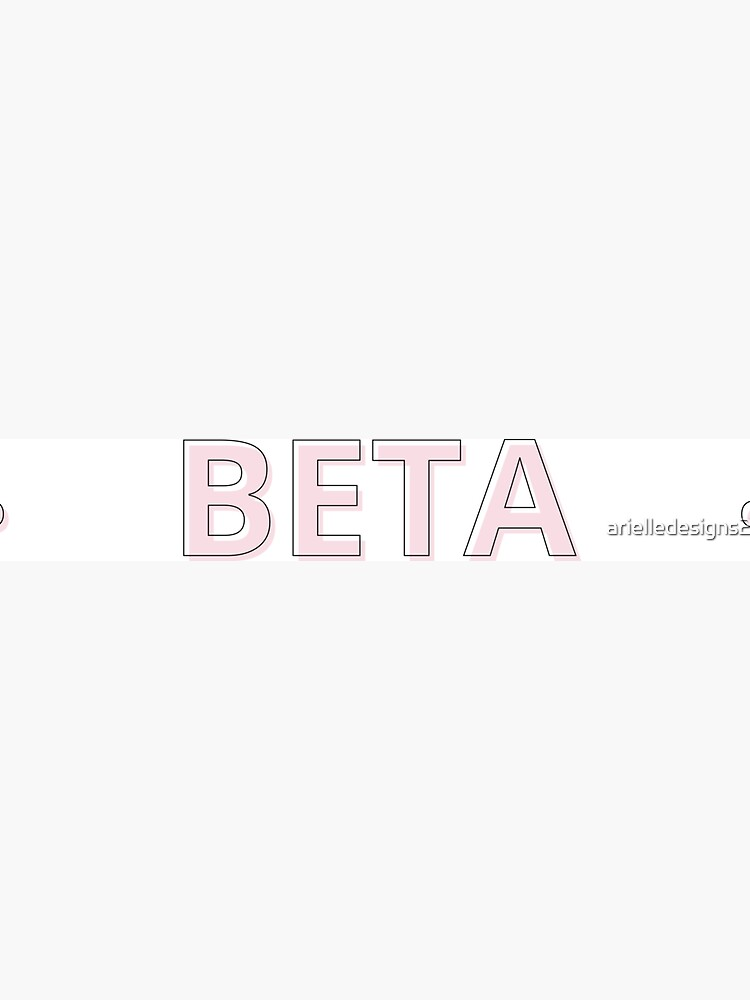 pink outline - beta by arielledesigns2