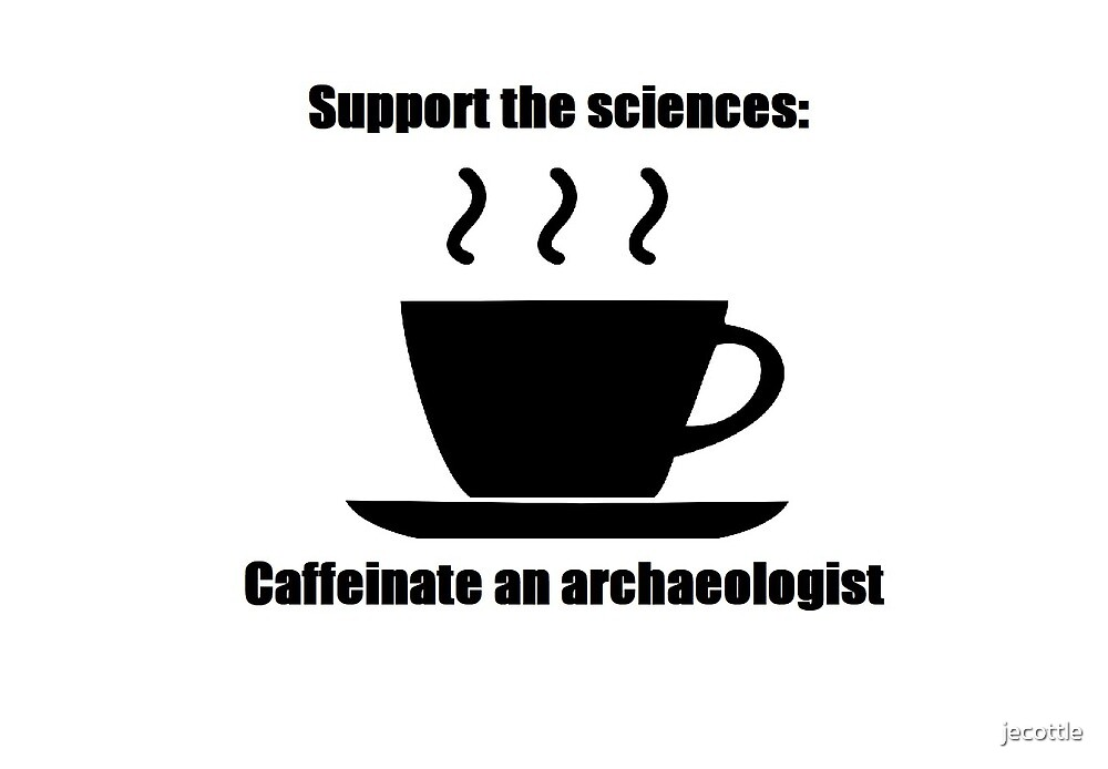 Support the Sciences- Coffee Mug by jecottle