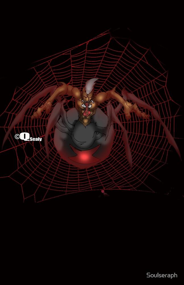 Arachnophobia  by Soulseraph