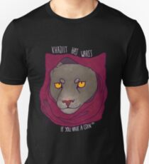 Khajiit has wares if you have a coin #dark T-Shirt