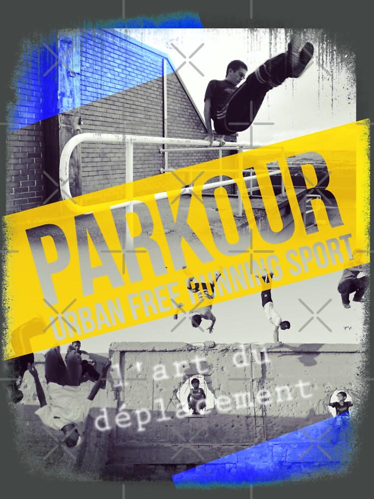 Parkour by LeoZitro