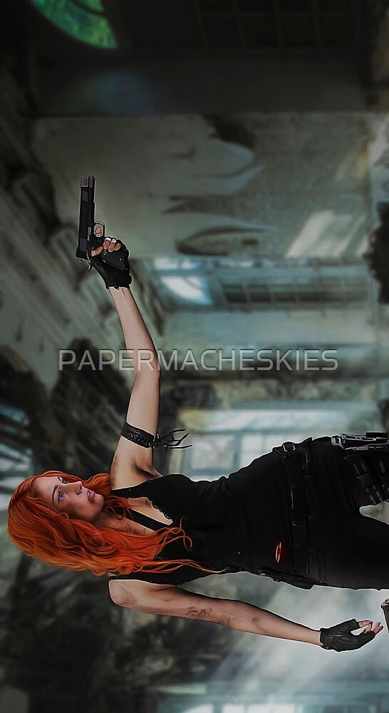 Nicole Haught - I Got You by PAPERMACHESKIES