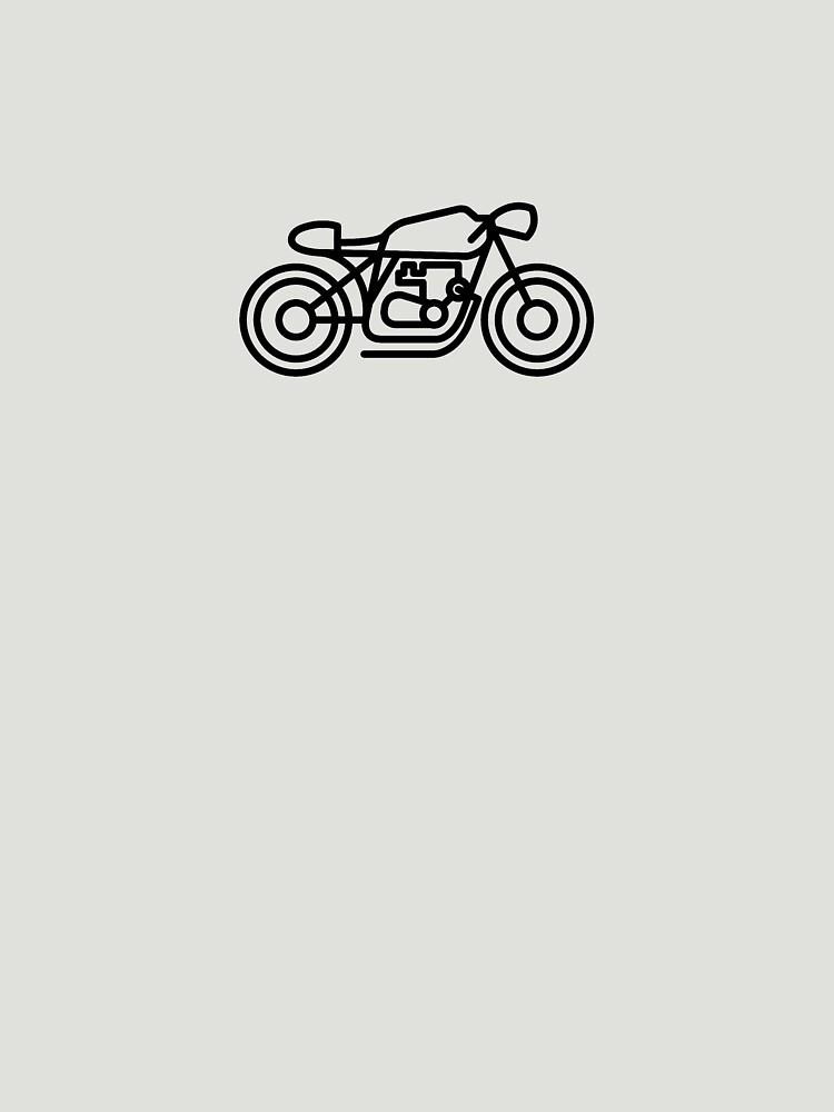 RIDEWELL Moto Logo - The Little Rat by ridewell