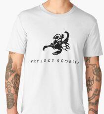 Project Scorpio Black Men's Premium T-Shirt