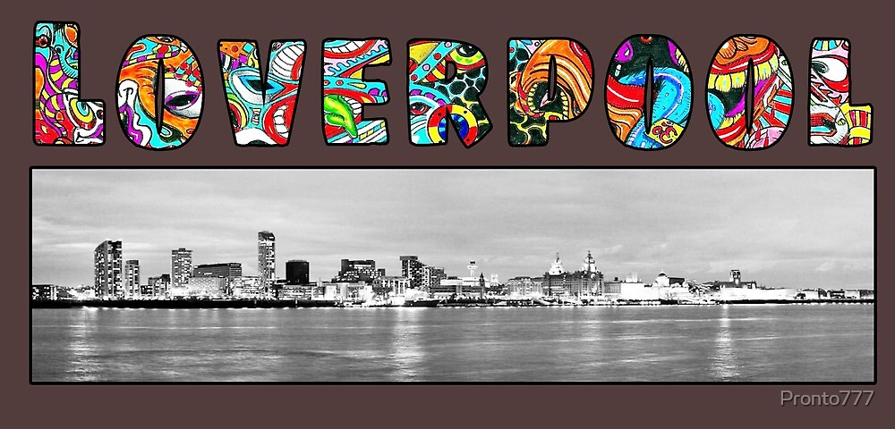 Liverpool City by Pronto777
