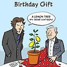 Sherlock Birthday  by Dinktoons