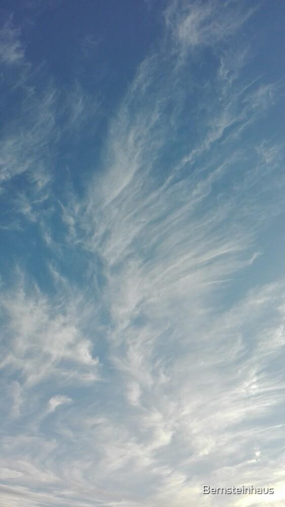 Blue sky by Bernsteinhaus