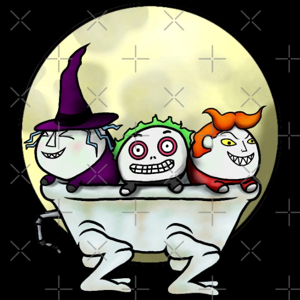 Evil Kids by Katastra