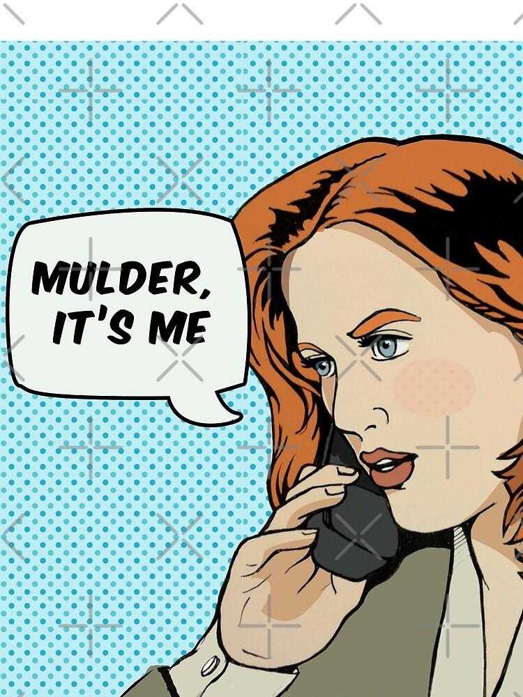 Pop Scully by Artsez