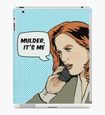 Pop Scully iPad Case/Skin