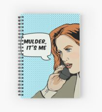 Pop Scully Spiral Notebook